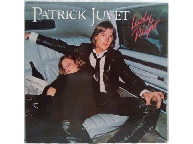 LP  Patrick Juvet - Lady Night, 1979