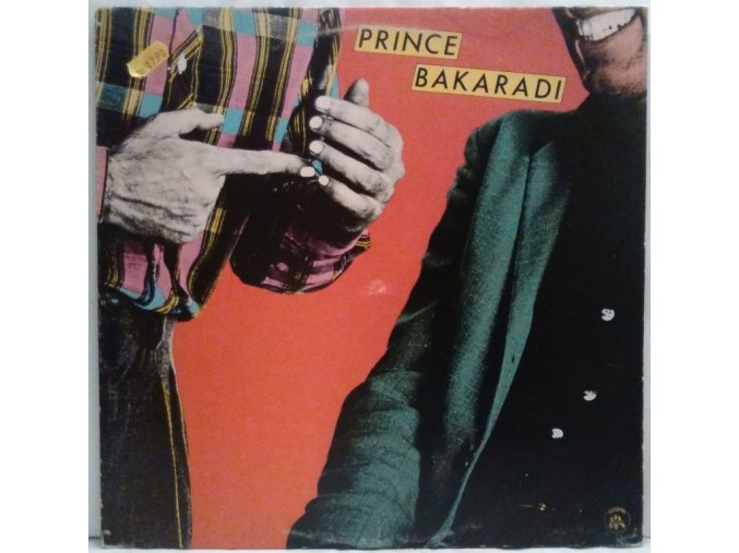 LP Prince Bakaradi – Prince Bakaradi, 1980