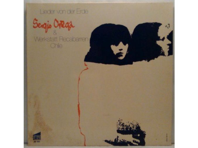 LP Sergio Ortega & Werkstatt Recabarren, 1980
