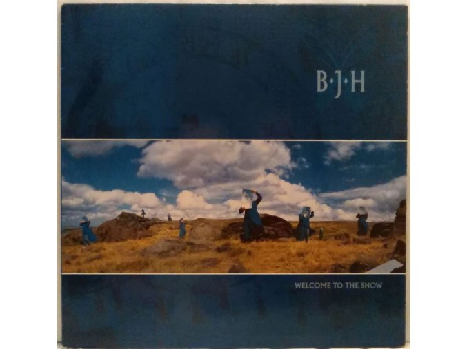 LP  B.J.H. (Barclay James Harvest) - Welcome To The Show, 1990