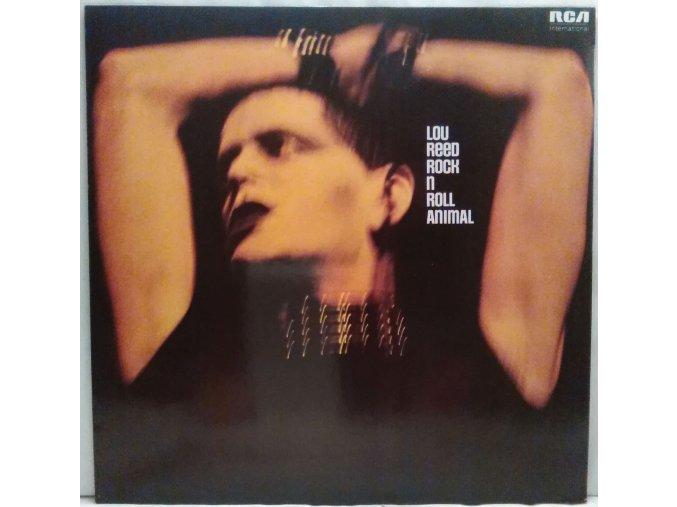 LP Lou Reed – Rock 'N' Roll Animal, 1989