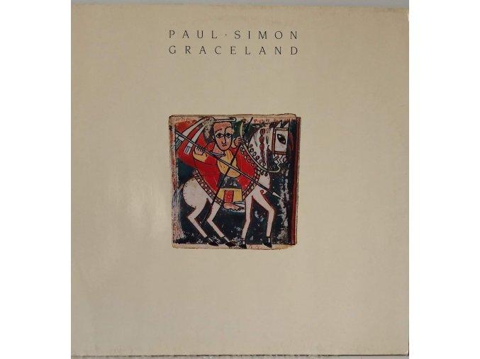 LP Paul Simon – Graceland, 1986