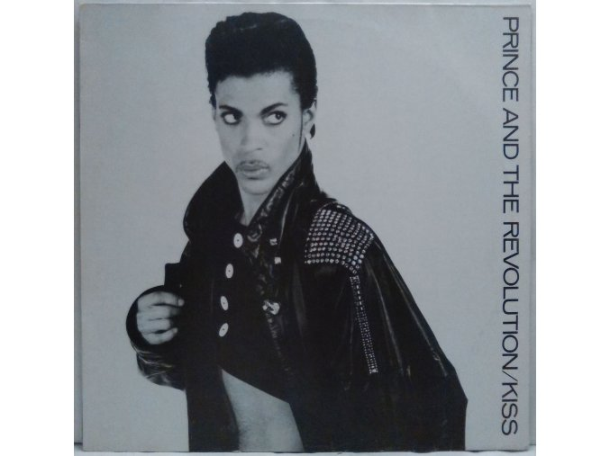 Prince And The Revolution ‎– Kiss, 1986