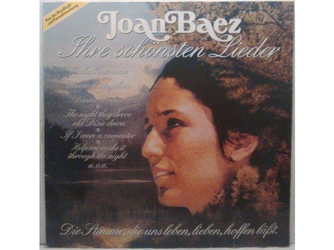 LP Joan Baez – Ihre Schönsten Lieder, 1981