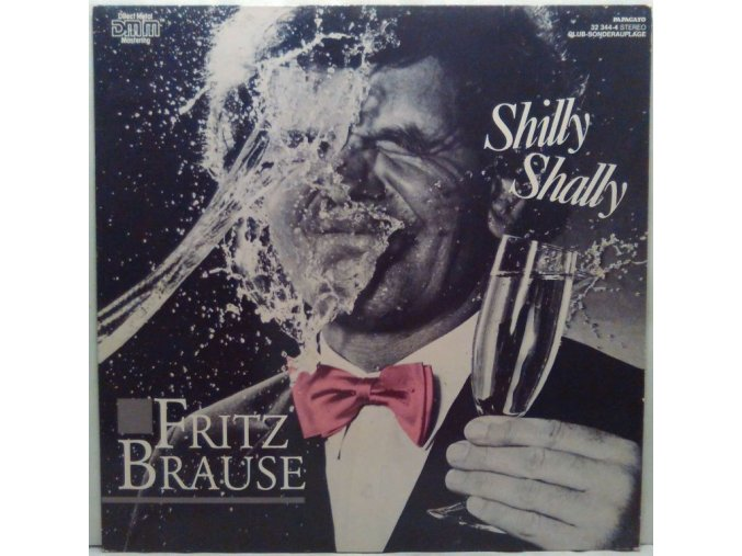 LP Fritz Brause – Shilly Shally, 1985
