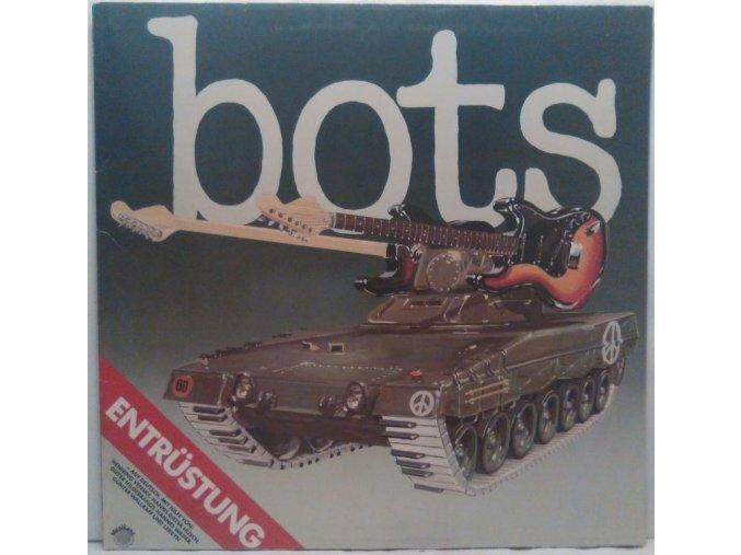 LP Bots – Entrüstung, 1981