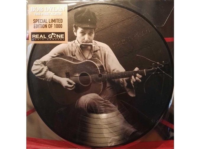 LP Bob Dylan – The First Album, 2017