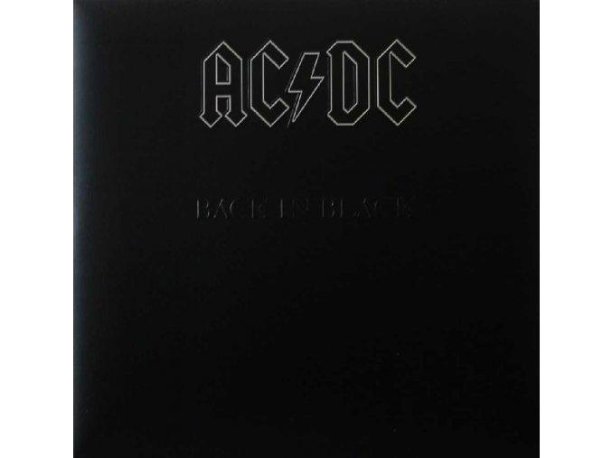 LP AC/DC – Back In Black, 2009
