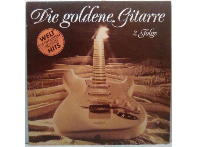 LP  Die Goldene Gitarre: Welt-Hits Im Gitarren-Sound 2. Folge, 1986