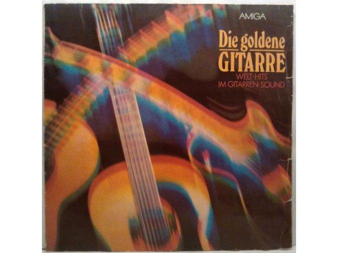 LP  Die Goldene Gitarre: Welt-Hits Im Gitarren-Sound, 1986