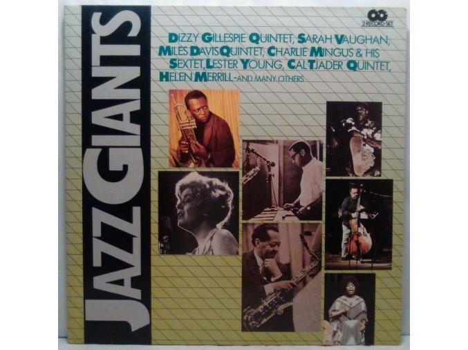 2LP Various – Jazz Giants