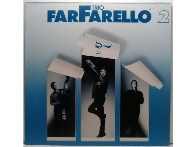 LP Trio Farfarello – Trio Farfarello 2, 1986
