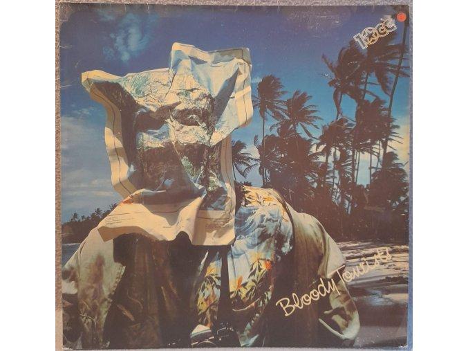 LP 10cc – Bloody Tourists, 1978
