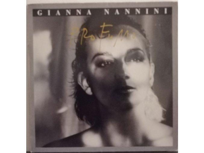 LP Gianna Nannini – Profumo, 1986