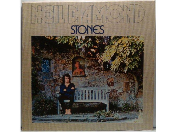 LP Neil Diamond - Stones, 1971