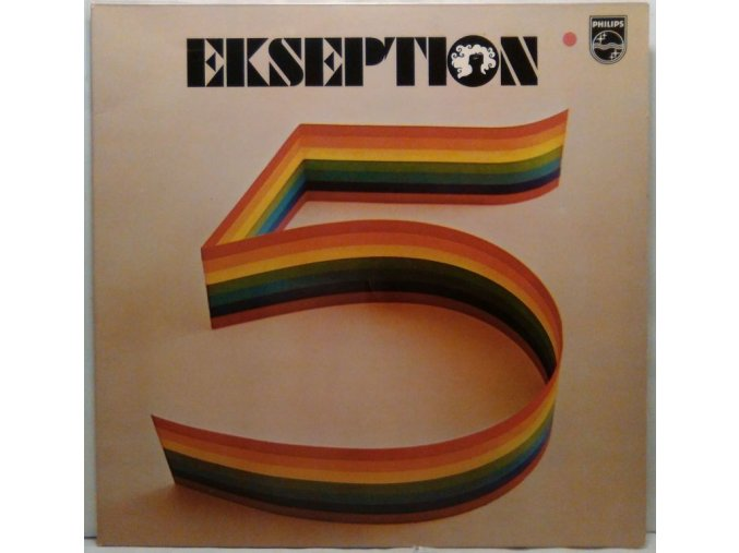 LP Ekseption - 5, 1972