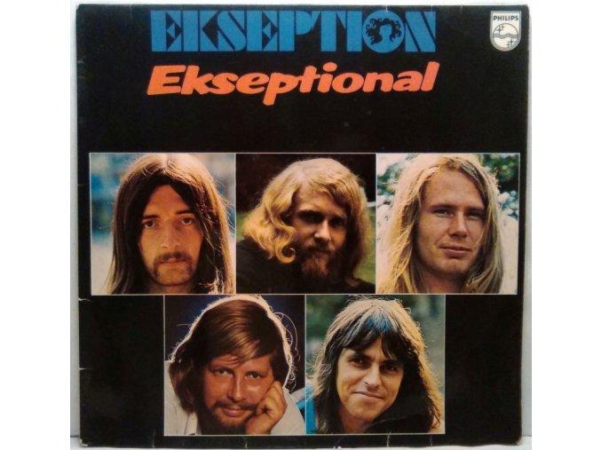 LP Ekseption - Ekseptional, 1973
