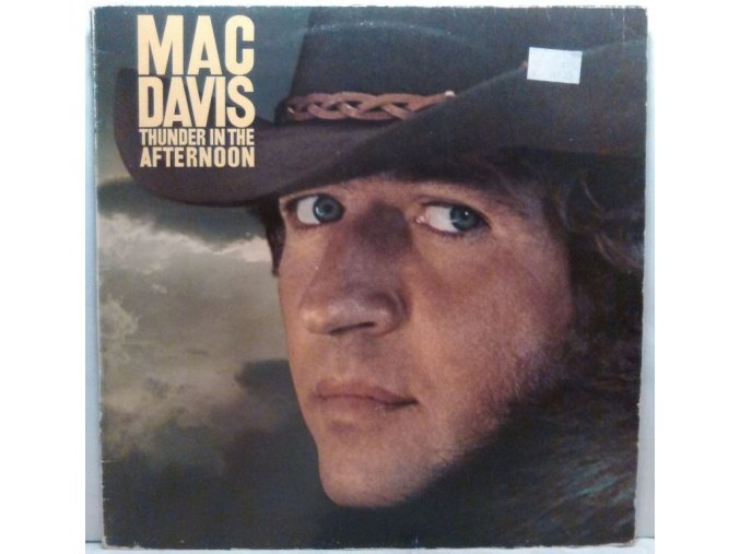 LP Mac Davis - Thunder In The Afternoon, 1977