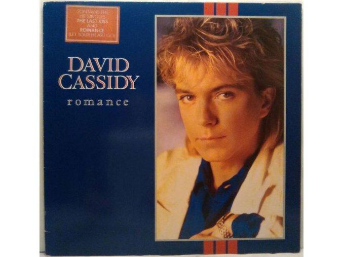 LP Davis Cassidy - Romance, 1985