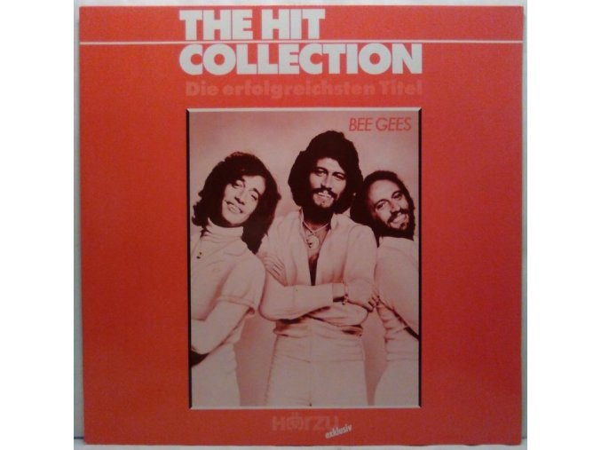 LP Bee Gees – The Hit Collection, 1986
