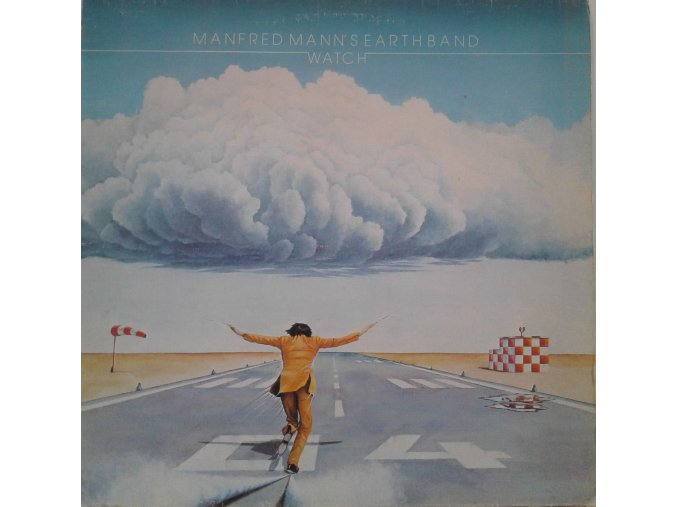 LP  Manfred Mann's Earth Band – Watch, 1978