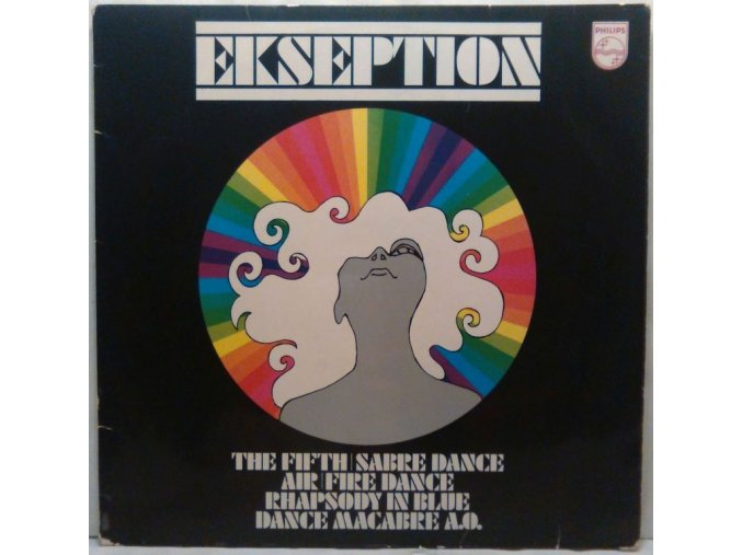 LP Ekseption - Ekseption, 1969