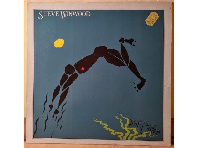 LP  Steve Winwood - Arc Of A Diver, 1980