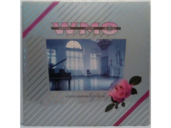 LP Whitehall Mystery Orchestra - A New Dimension In Music, 1989