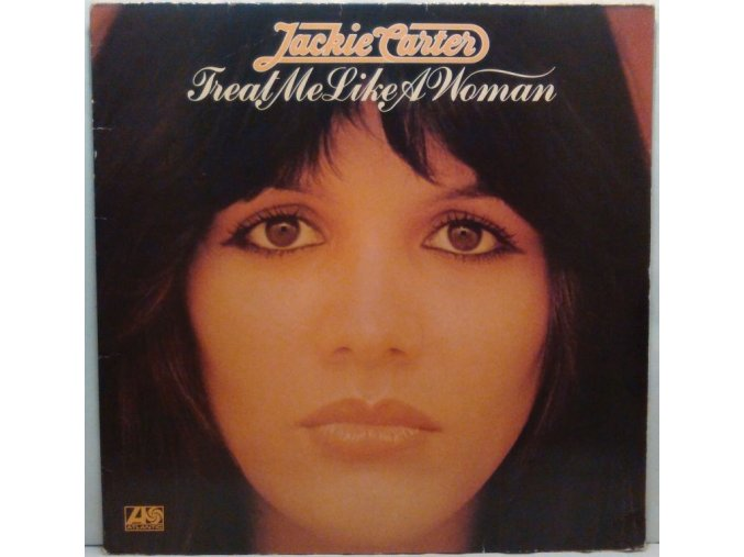 LP Jackie Carter ‎– Treat Me Like A Woman, 1976