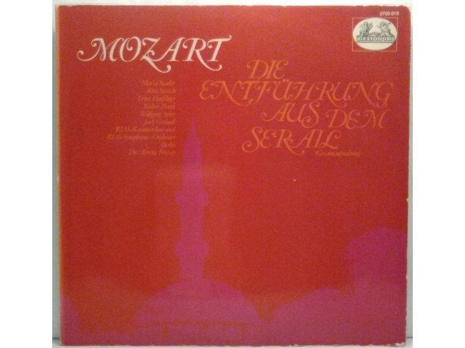 2LP Mozart: Die Entführung Aus Dem Serail
