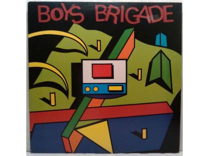 LP Boys Brigade - Boys Brigade, 1983