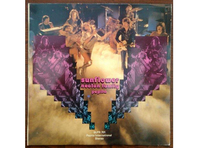 LP Neoton Family – Sunflower, 1980