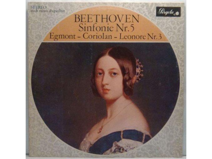 LP Beethoven - Minneapolis Symphony Orchestra, Antal Dorati - Sinfonie Nr. 5 - Egmont - Coriolan - Leonore Nr. 3