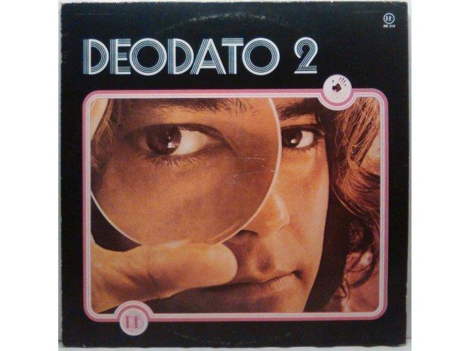 LP Deodato - Deodato 2, 1981