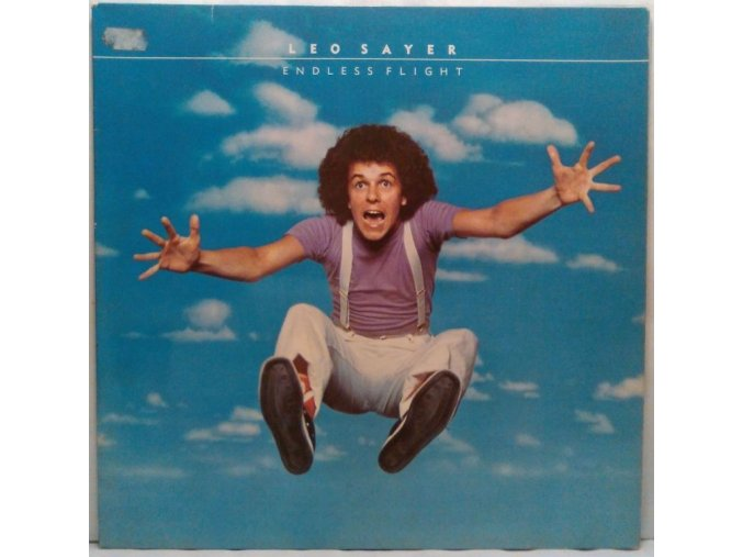 LP Leo Sayer - Endless Flight, 1976