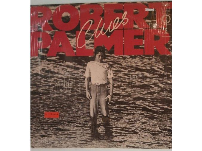 LP Robert Palmer - Clues, 1980