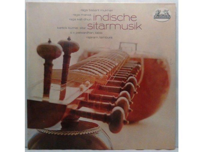 LP Kartick Kumar, S.V. Patwardhan, Rajaram – Klassische Ragas Aus Indien, 1969