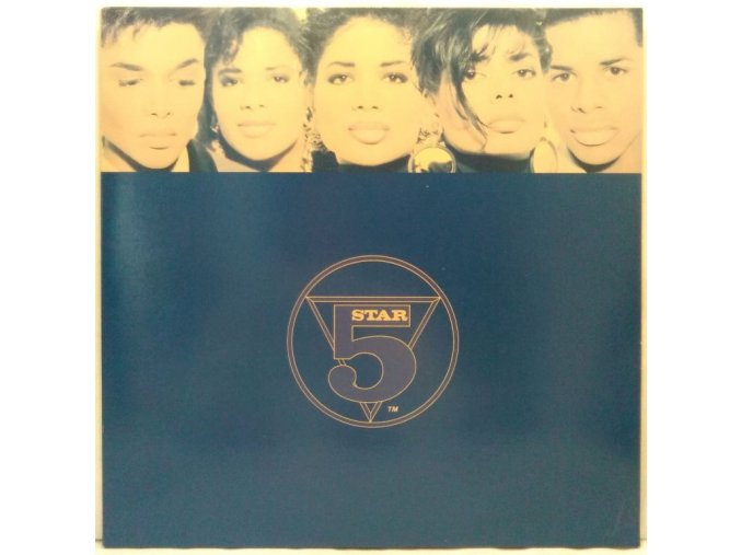 LP Five Star - Five Star, 1990