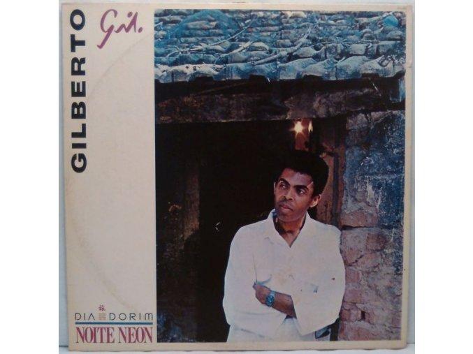 LP Gilberto Gil – Dia Dorim Noite Neon, 1985