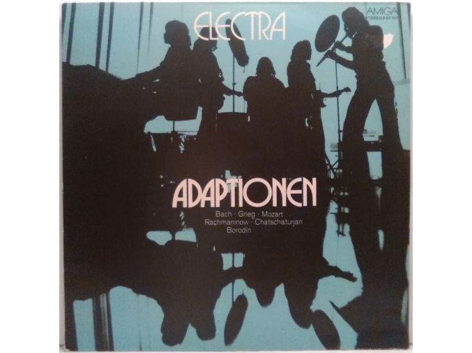 LP Electra - Adaptionen, 1976