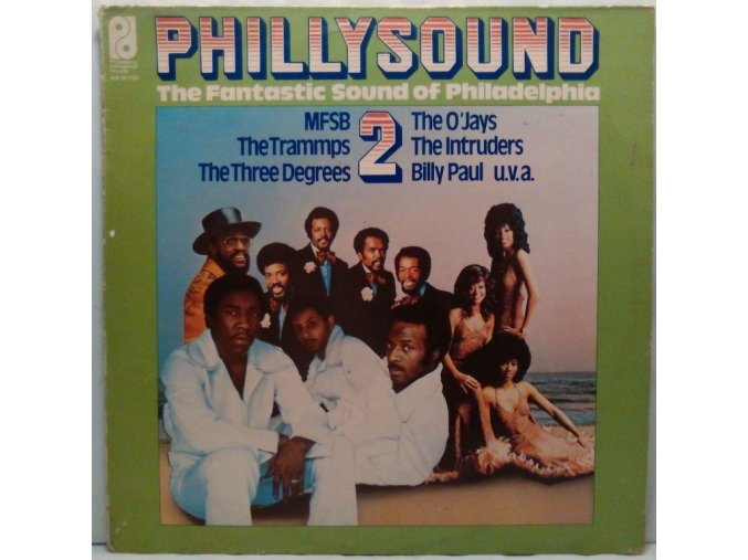 LP Various – Philly Sound 2 - The Fantastic Sound Of Philadelphia, 1975