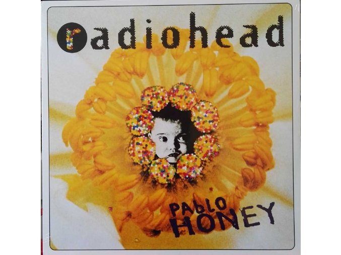 LP Radiohead ‎– Pablo Honey, 2016