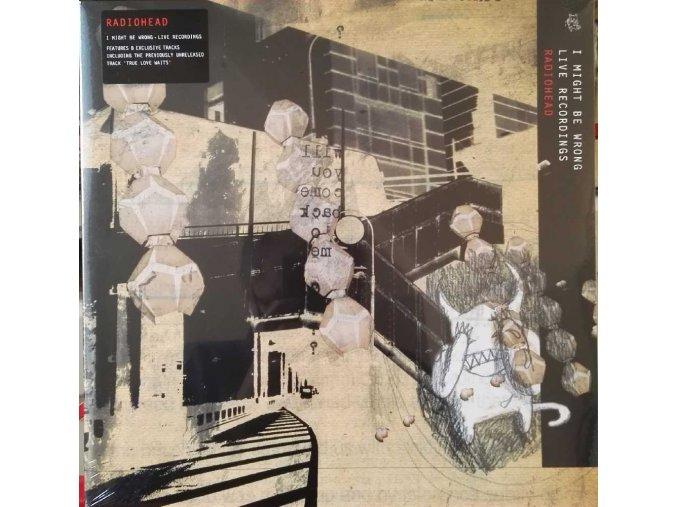 LP Radiohead – I Might Be Wrong - Live Recordings, 2016