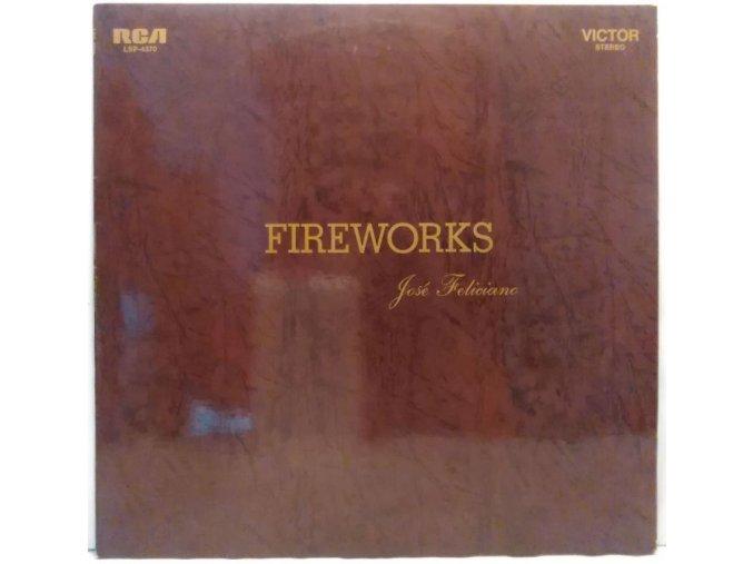 LP José Feliciano – Fireworks, 1970