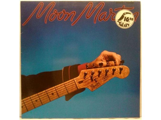 LP Moon Martin - Street Fever, 1980