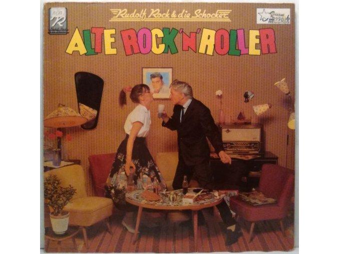 LP Rudolf Rock & Die Schocker – Alte Rock 'N' Roller, 1980
