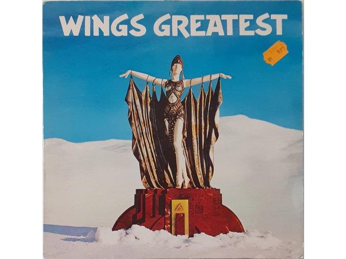 LP Paul McCartney/ Wings - Wings Greatest, 1978