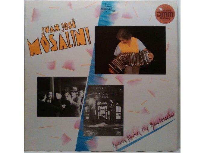 LP Juan José Mosalini – Buenas Noches Che Bandoneon, 1983
