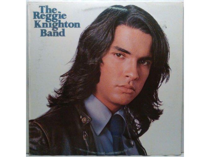 LP The Reggie Knighton Band – The Reggie Knighton Band, 1978