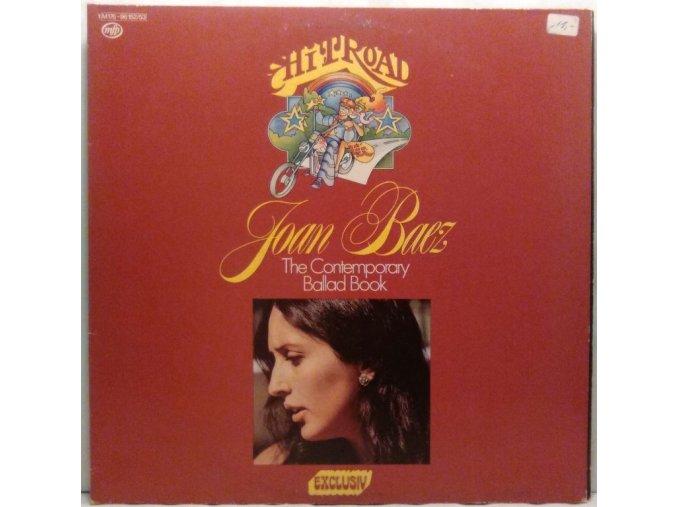 2LP Joan Baez - The Contemporary Ballad Book, 1974